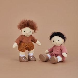 Olli Ella Olli Ella | Dinkum Doll Snuggly Set | Poppenkleertjes