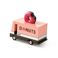 Candylab | Candyvan | Donut Van