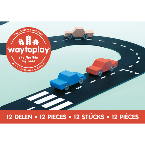 Way To Play Way to Play | Ringroad (12 parts)