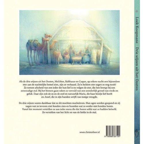Overig Drie wijzen uit het Oosten | Prentenboek