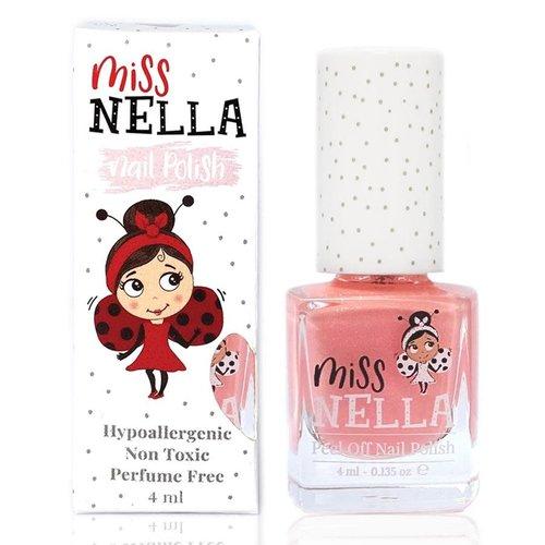 Miss Nella Miss Nella | Nagellak 'Bubble Gum' | Lila