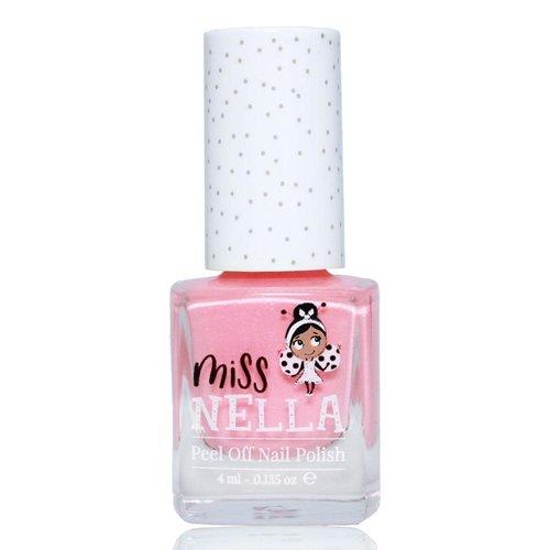 Miss Nella Miss Nella | Nagellak 'Cheeky Bunny' | Lichtroze