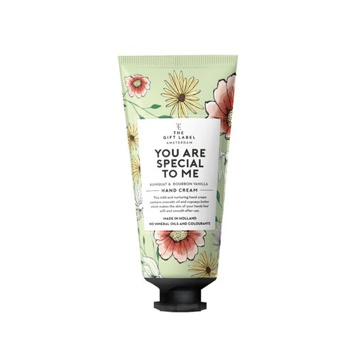 The Gift Label The Gift Label | Hand cream tube