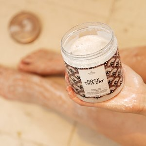 The Gift Label The Gift Label | Body Salt Scrub 600 ml