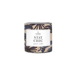 The Gift Label The Gift Label   Geurkaarsje in blik   Jasmine Vanilla
