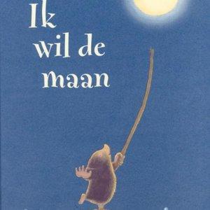 Boeken Ik wil de maan | Prentenboek