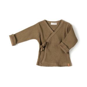 Nixnut Nixnut | Rib Vest | Olive