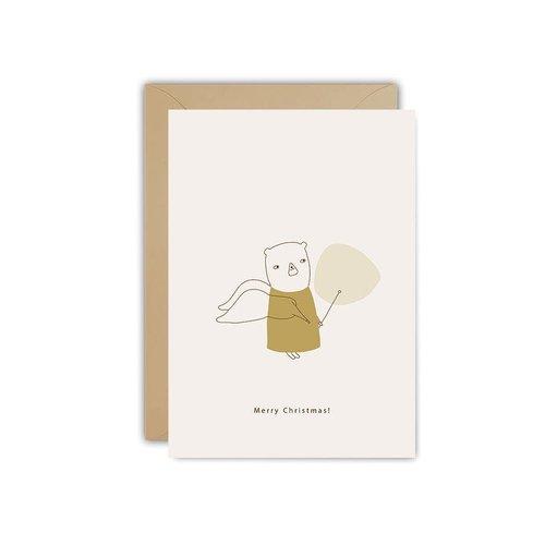 Ted & Tone Ted & Tone | Winterkaart A6
