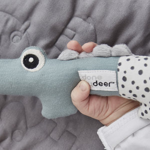 Done By Deer Done By Deer | Tiny Rattle | Babyspeeltje
