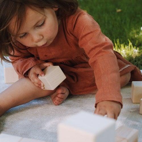 Houten speelgoed van Holztiger en Pinch Toys