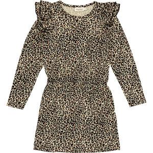 MarMar MarMar | Leo Doillon leopard dress | Brown Leo