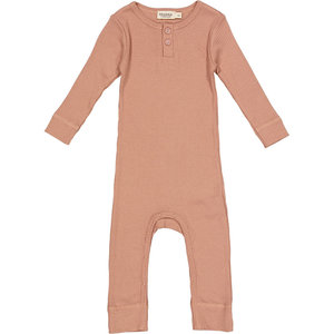 MarMar MarMar | Rompy jumpsuit | 0384 Rose Brown