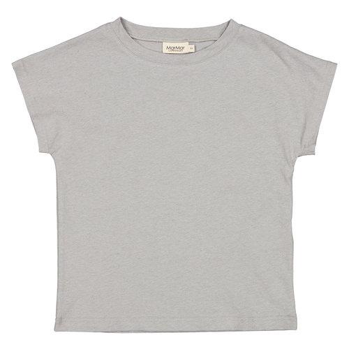 MarMar MarMar | Tove t-shirt | 0521 Chalk Melange