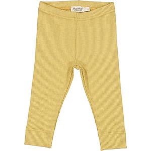 MarMar MarMar | Leg rib legging | 0211 Hay