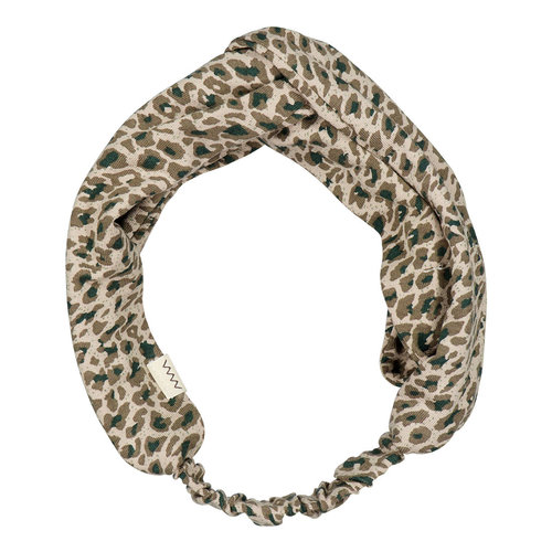 MarMar MarMar | Anika Haarband Leopard | 1226 Donkey Leo