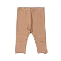Nixnut | Tight legging |  Nude Caramel stripe