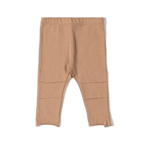 Nixnut Nixnut | Tight legging |  Nude Caramel stripe