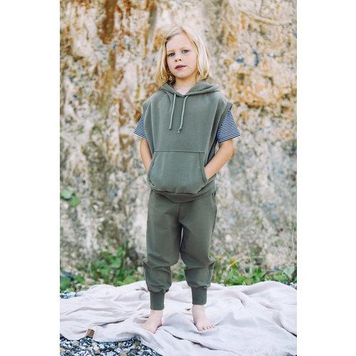 Mingo kids Mingo | Sweat Pants | Sage Green