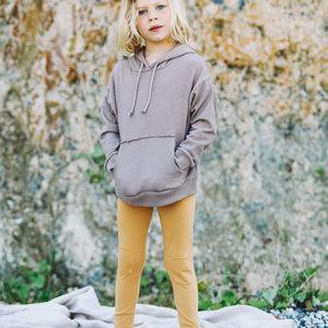 Mingo kids Mingo | Terry Hoodie sweater | Moon Dust