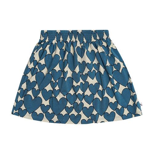 CarlijnQ CarlijnQ | Hearts Skirt | Rokje