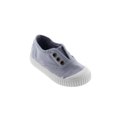 Victoria Victoria | 106627 | Lage Sneakers elastiek | Nube blauw