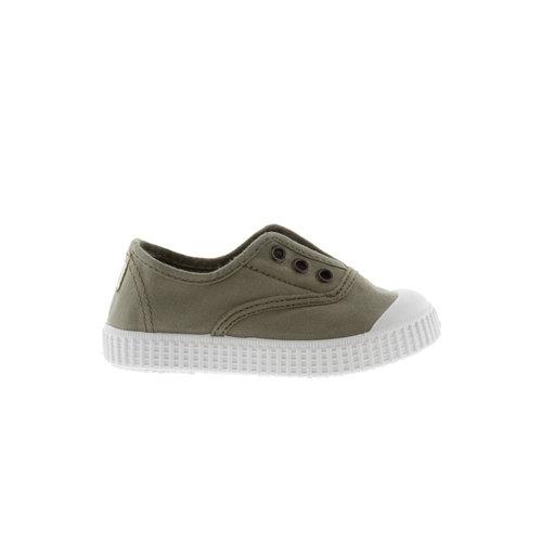 Victoria Victoria | 106627 | Lage Sneakers elastiek | Aloe groen