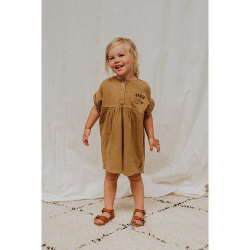Sproet & Sprout Sproet & Sprout | Dress Oasis | Desert jurk