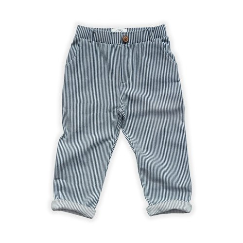 Sproet & Sprout Sproet & Sprout   Chino Pants Denim Stripe