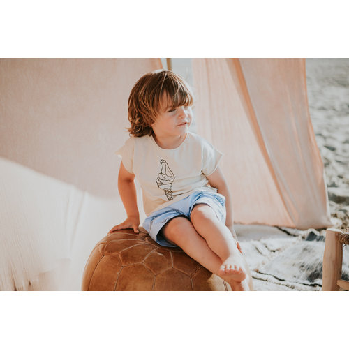 Sproet & Sprout Sproet & Sprout | T-shirt Icecream | Sesam