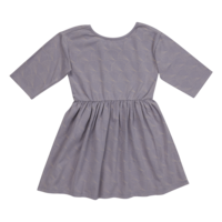 Blossom Kids | Jurk 1/2 mouw | Shelves Lavender