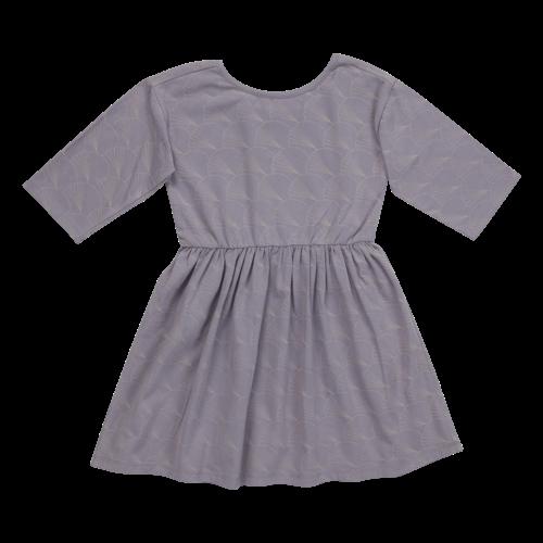 Blossom Kids Blossom Kids | Jurk 1/2 mouw | Shelves Lavender