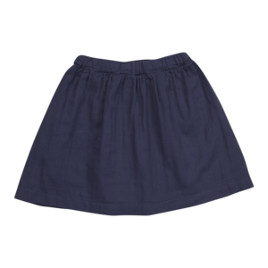 Blossom Kids Blossom Kids | Muslin Skirt | Rokje Royal Blue