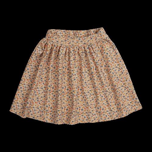 Blossom Kids Blossom Kids | Skirt Aquarel Flowers | Bloemen rokje