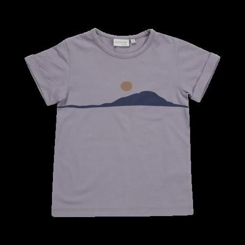 Blossom Kids Blossom Kids | T-shirt Sunset | Lilac grey