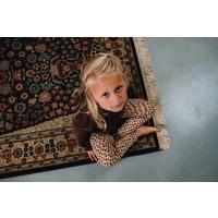 Blossom Kids | Legging soft rib animal dots | Warm Sand