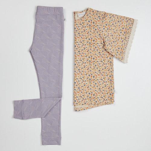 Blossom Kids Blossom Kids | Legging shelves lavender