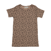 Blossom Kids | T-shirt animal dots | Warm Sand