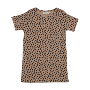 Blossom Kids Blossom Kids | T-shirt animal dots | Warm Sand