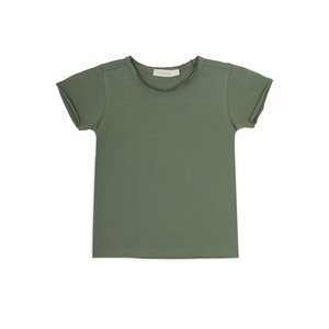 Phil & Phae Phil & Phae   Summer t-shirt SS   Sage green
