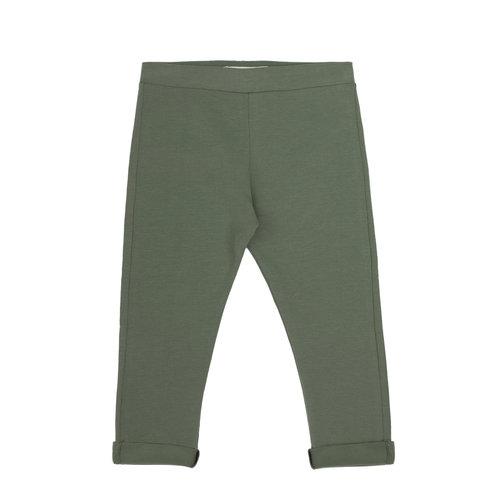 Phil & Phae Phil & Phae | Basic jersey pants | Broekje sage green