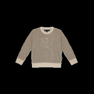House of Jamie House of Jamie | Crewneck Sweater | Stripes vlieger