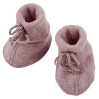 Engel Natur | Baby booties | Slofjes wol | Rosenholz