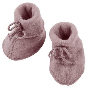 Engel Natur Engel Natur | Baby booties | Slofjes wol | Rosenholz