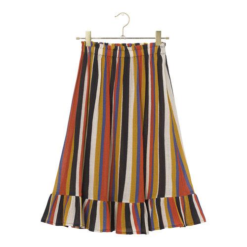 A Monday A Monday | Fabie skirt | Rok summer stripe
