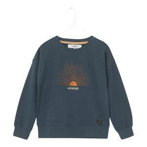 A Monday A Monday | Ziggy soft sweater Sea Moss | Au Soleil