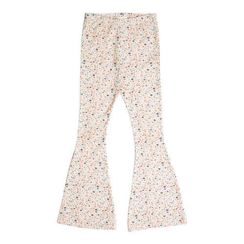 Petit Blush Petit Blush | Bowie Flared pants | Floral
