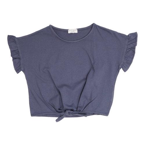 Petit Blush Petit Blush | Knot t-shirt | Grisalle