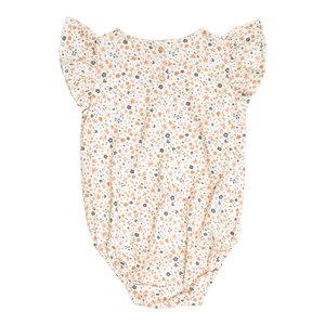 Petit Blush Petit Blush   Lily frill bodysuit   Floral
