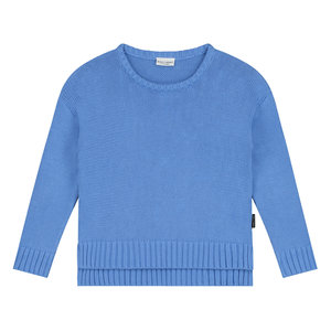 Daily Brat Daily Brat | Austin knitted sweater | Serenity blue