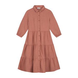Daily Brat Daily Brat | Ella dress | Summer cinnamon
